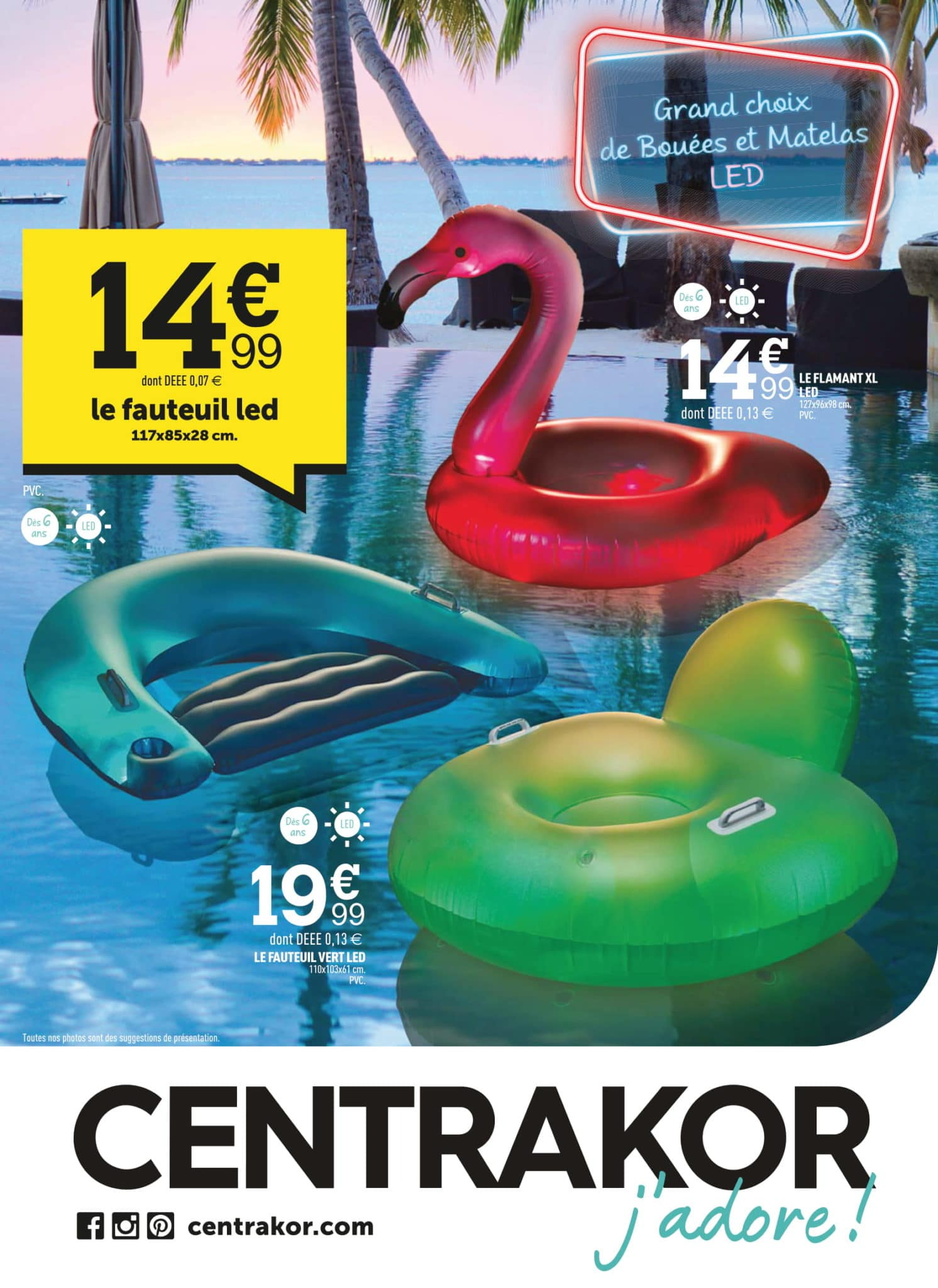 Catalogue Centrakor 31 mai - 20 juin, 2021